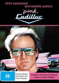 Pink Cadillac on DVD image