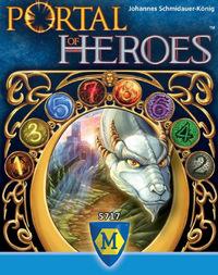 Portal of Heroes - Card Game