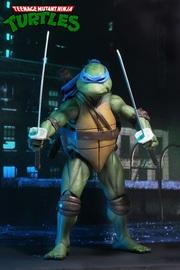 Teenage Mutant Ninja Turtles: Leonardo (1990 Movie) - 1:4 Scale Action Figure