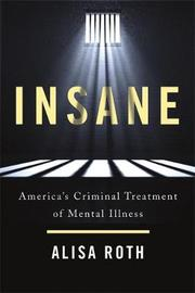 Insane by Alisa Roth