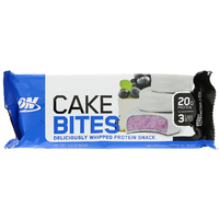 Optimum Nutrition Cake Bites - Blueberry Cheesecake (Single) image