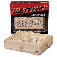 Tobar: Labyrinth - Wooden Puzzle