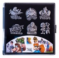 Rare Heritage - Deluxe Pin Badge Set
