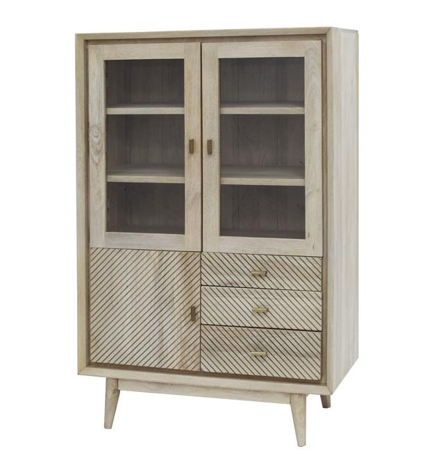 Amalfi: Allura Cabinet (95x45x147cm)