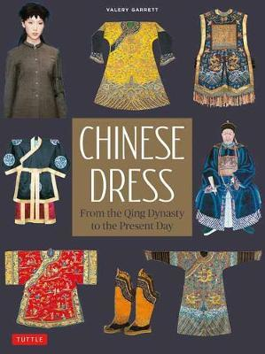 Chinese Dress by Valery Garrett