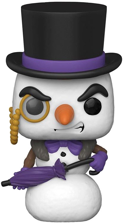Batman: Penguin as Snowman (Holiday) Pop! Vinyl Figure