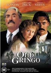 Old Gringo on DVD