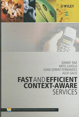 Fast and Efficient Context-Aware Services by Danny Raz