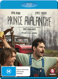 Prince Avalanche on Blu-ray