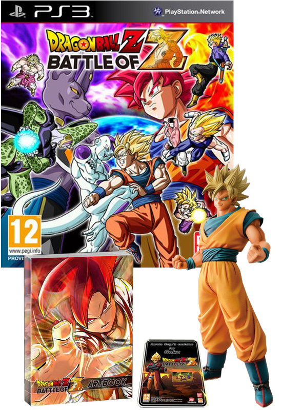 Dragon Ball Z: Battle of Z Goku Edition for PS3