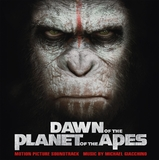 Dawn Of The Planet Of The Apes OST Special Edition (LP) by Michael Giacchino