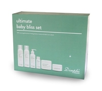 Dimples Organics - Ultimate Baby Bliss Set