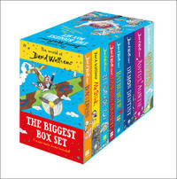 The World of David Walliams: the Greatest Box Set by David Walliams