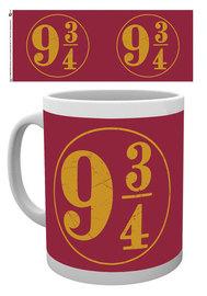 Harry Potter Mug (9 3/4)