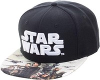 Star Wars: Rogue One - Sublimated Bill Snap Cap