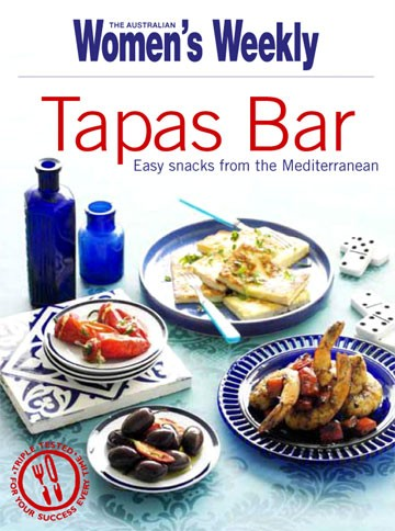 AWW: Tapas Bar by Australian Women's Weekly image