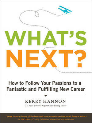 What's Next? by Kerry Hannon image