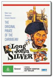 Long John Silver on DVD image