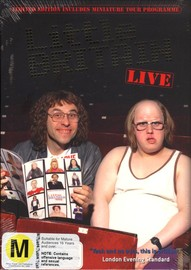 Little Britain - Live: Limited Edition on DVD image