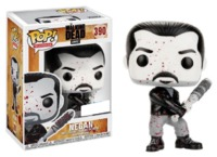 The Walking Dead - Negan (Black, White, & Bloody) Pop! Vinyl Figure