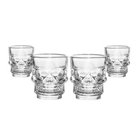 Mixology: Skull Shots (Set of 4)