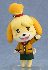 Animal Crossing: Isabelle (Winter Ver.) - Articulated Figure