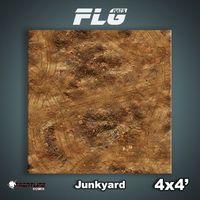 FLG Junkyard Neoprene Gaming Mat (4x4)