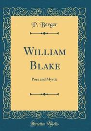 William Blake by P. Berger image