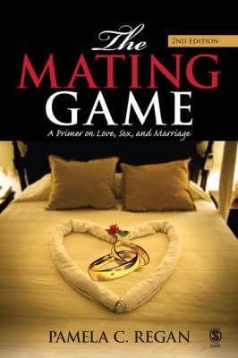 The Mating Game by Pamela C. Regan image