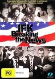 JFK - Breaking The News DVD