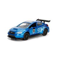 Jada 1/32 Jdm Subaru Diecast Model - (Blue)