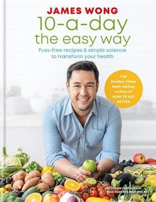 10-a-Day the Easy Way by James Wong image