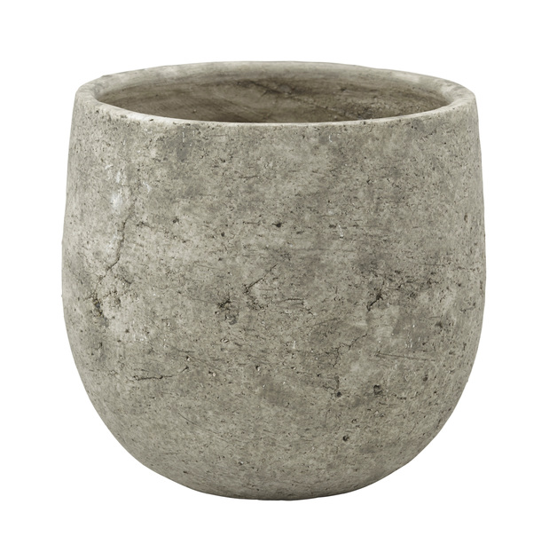 Rogue: Tub Pot - Grey (18x18x18cm)