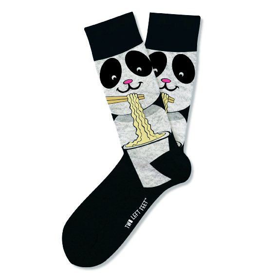 Two Left Feet: Miso Happy Socks - Small