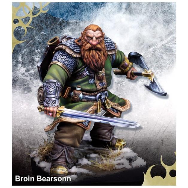 Scale75: 1:24 Broin Bearsonn Figure