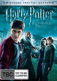 Harry Potter and the Half-Blood Prince Special Edition (2 Disc Set) DVD