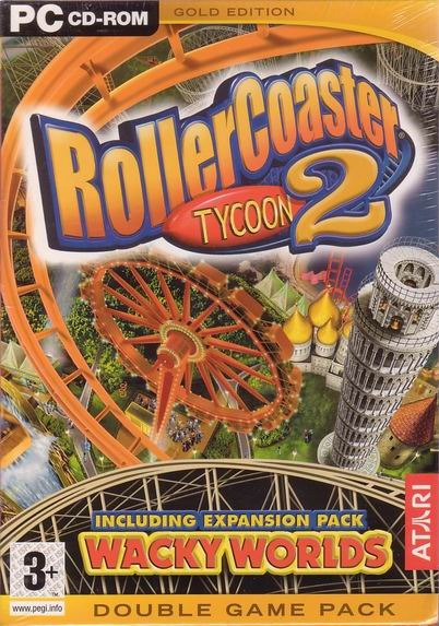 RollerCoaster Tycoon 2 Gold Edition for PC Games