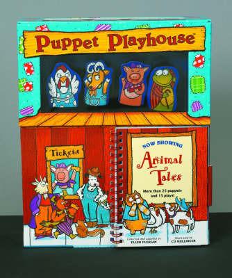 Puppet Playhouse: Animal Tales by Ellen Florian