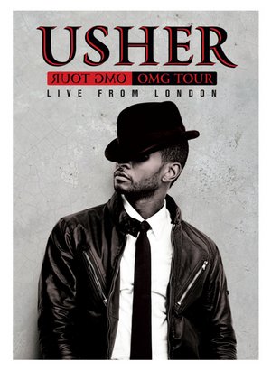 Usher - OMG Tour Live From London on