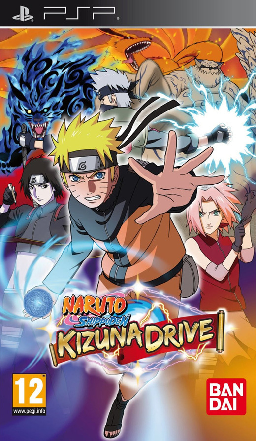 Naruto Shippuden: Kizuna Drive   PSP   Buy Now   at Mighty Ape NZ