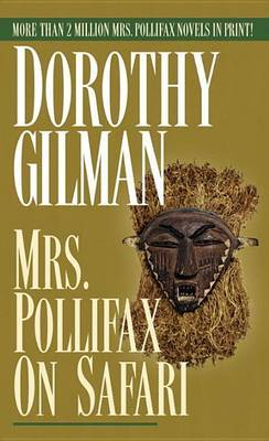 Mrs Pollifax on Safari by D. Gilman