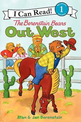 The Berenstain Bears Out West by Jan Berenstain image
