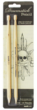 Suck UK Drumstick Pencil (Set of 2)