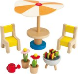 Hape: Patio Set
