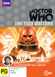 Doctor Who: The Two Doctors DVD