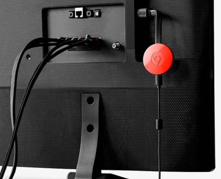 Google Chromecast 2 image