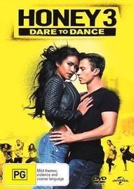 Honey 3 - Dare to Dance on DVD