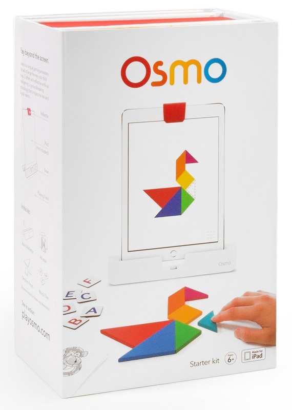 OSMO Genius Kit V2 Game System for iPad