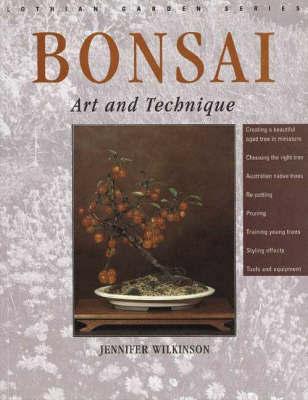 Bonsai by Jennifer Wilkinson