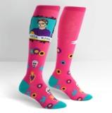 Women's - Frida Kahlo Knee High Socks